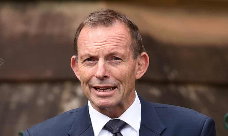 Former prime minister Tony Abbott. His latest overseas trip in Rome is only a month after he returned to Sydney and spent two weeks in hotel quarantine, after a short trip to the United Kingdom.