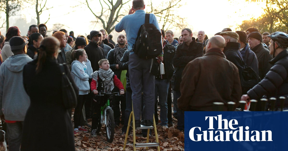 Woman attacked with knife at Speakers' Corner in Hyde Park