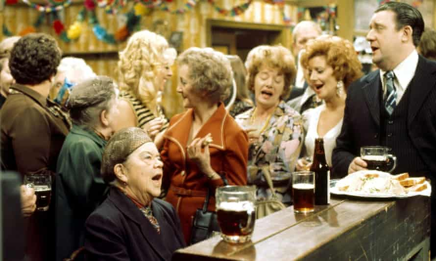 Corrie thrived on the strength of its tits and teeth – from Bet Lynch to Elsie Tanner.