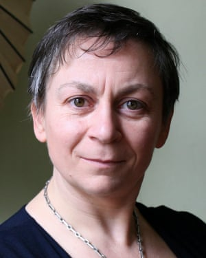 Anne Enright at home in Bray, near Dublin.