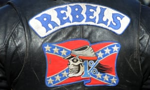 A member of the Rebels