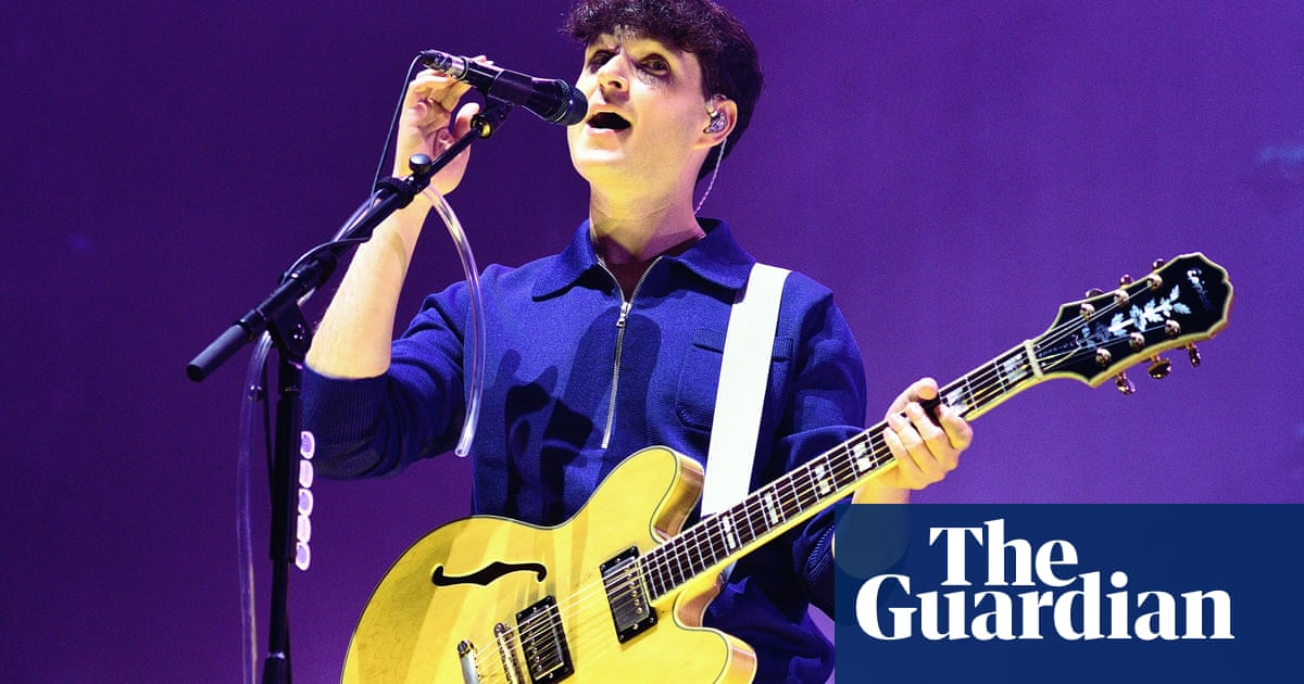 How Vampire Weekend guided me into fatherhood