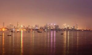 Megacity flow … Mumbai.