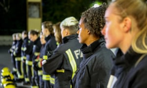 Since January 2018, women have made up 27% of new recruits for the West Midlands fire service.