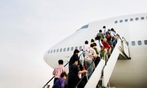 'Frustrations with journey' believed to account for increase in plane rage.