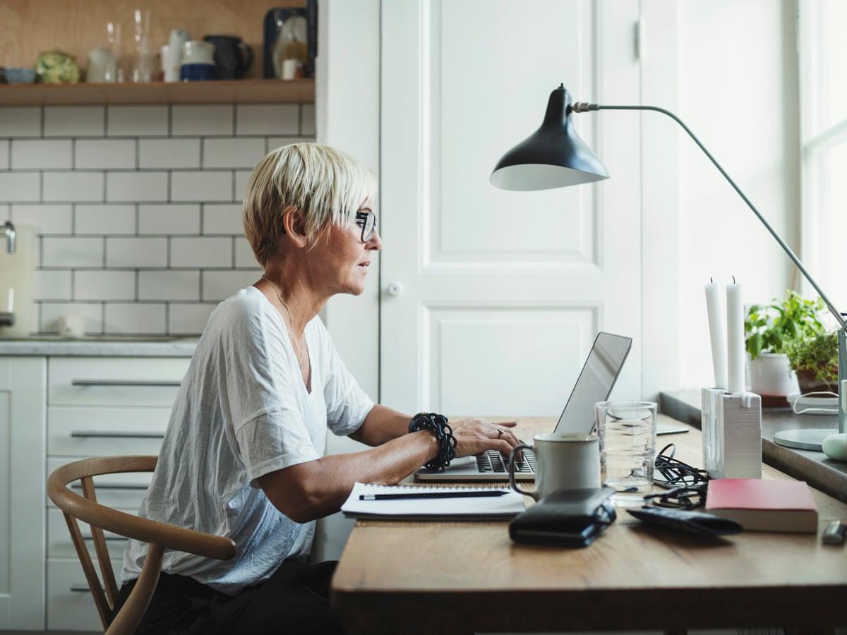How Do I Set Up An Ergonomic Home Office Computing The Guardian