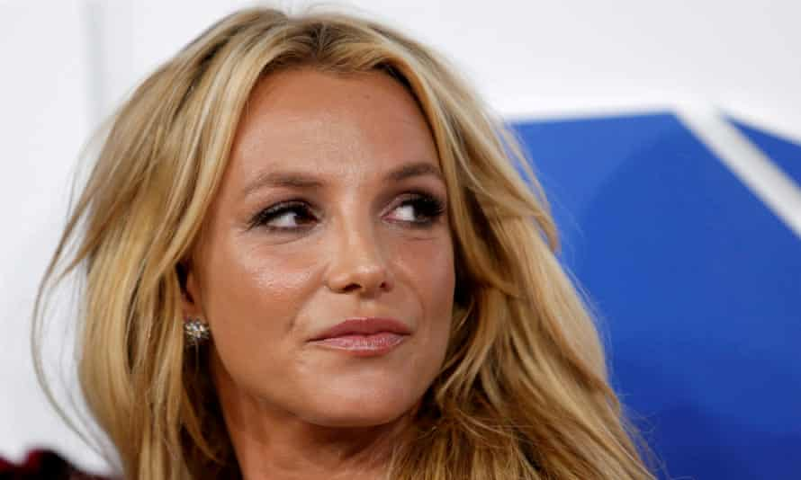 Britney Spears apologised to fans for putting on a brave face for two years, adding: 'I did it because of my pride'.