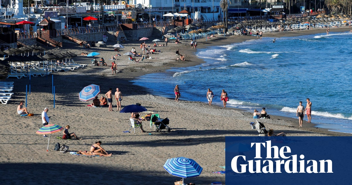 One in five Britons considering holiday to amber-list country