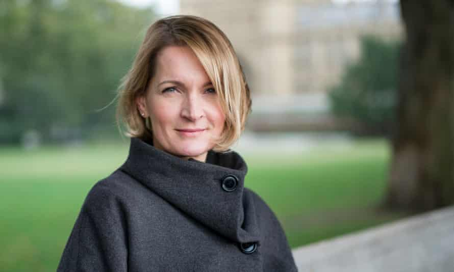 Sophie Walker, the leader of the Women's Equality party.