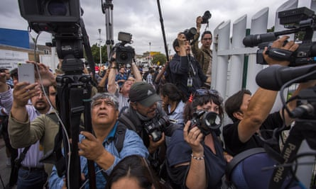 Mexico's National Human Rights Commission said nine journalists have been killed so far this year.
