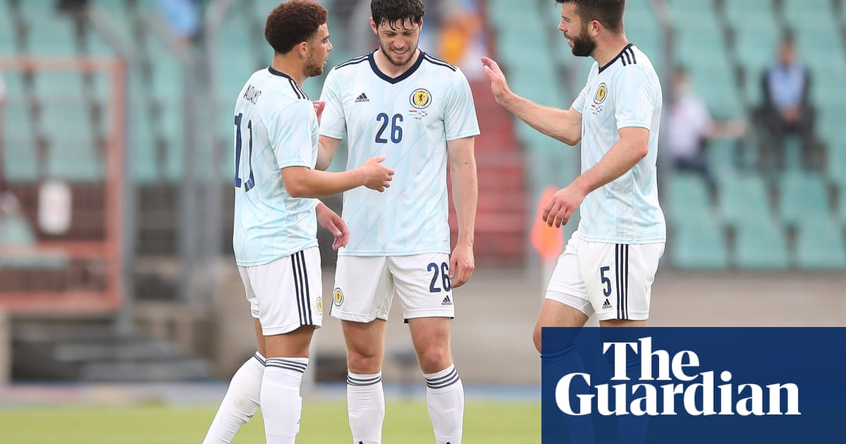 Steve Clarke plays down risk of giving Scotland squad two days off with family