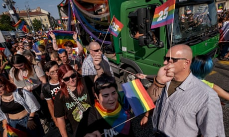 The Guardian view on Viktor Orbán's LGBT+ law: the same old playbook   Editorial