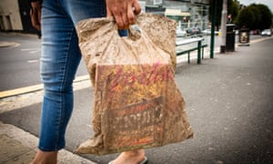 Research by the University of Plymouth found bags made from biodegradable, oxo-biodegradable and conventional plastic materials could hold a full load of items after being exposed in the natural environment for three years.
