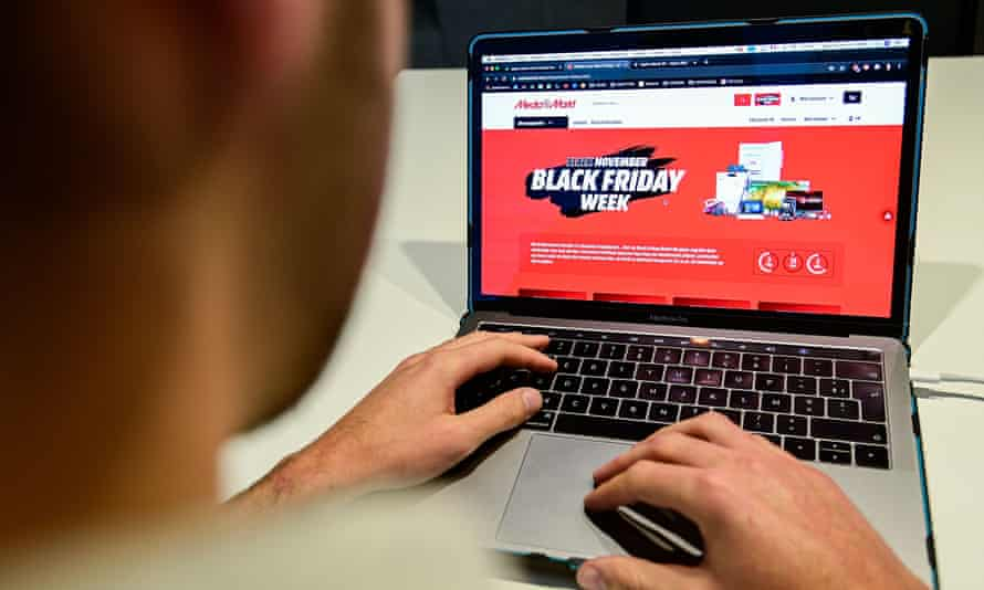 Some retailers have been running Black Friday promotions since the start of November