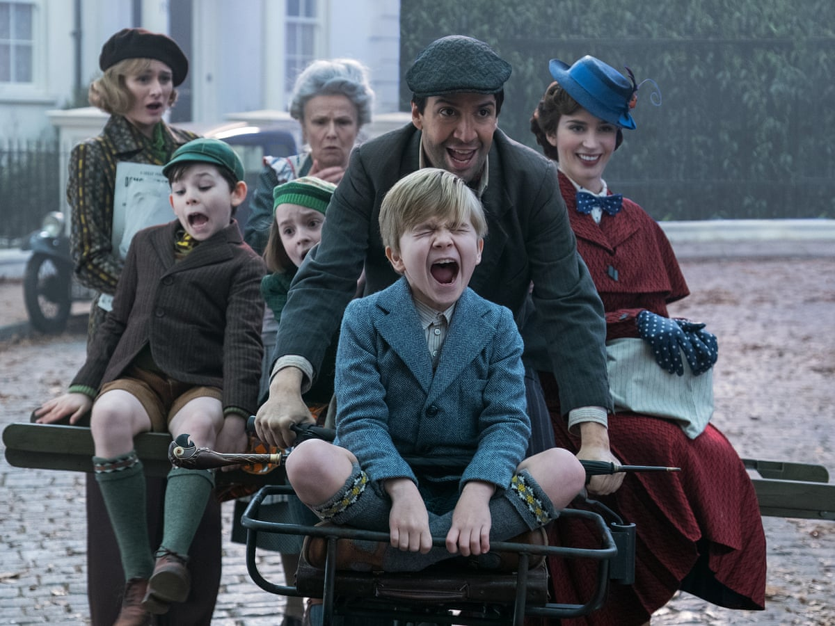 Mary Poppins Returns Review A Spoonful Of State Of The Art Genetically Modified Sweetener Film The Guardian