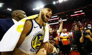 Stephen Curry's Warriors have won the NBA title three of the last four seasons