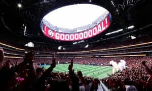 Teams such as Atlanta United have attracted big crowds in MLS