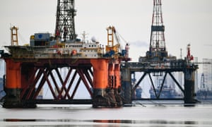 British taxpayers face £24bn bill for tax relief to oil and