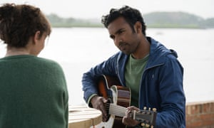 Ladies' man ... Himesh Patel and Lily James in Yesterday.