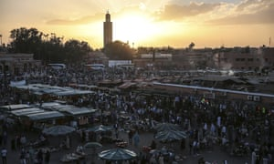 Marrakech is in talks to host a grand prix as F1 looks to stage a race on the African continent once more.