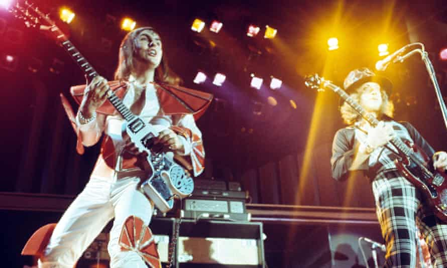 So here it is … Slade in 1974.