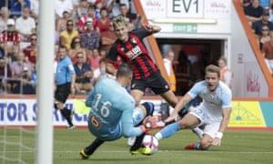 Bournemouth have splashed the cash on David Brooks