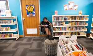 The Alice Springs library