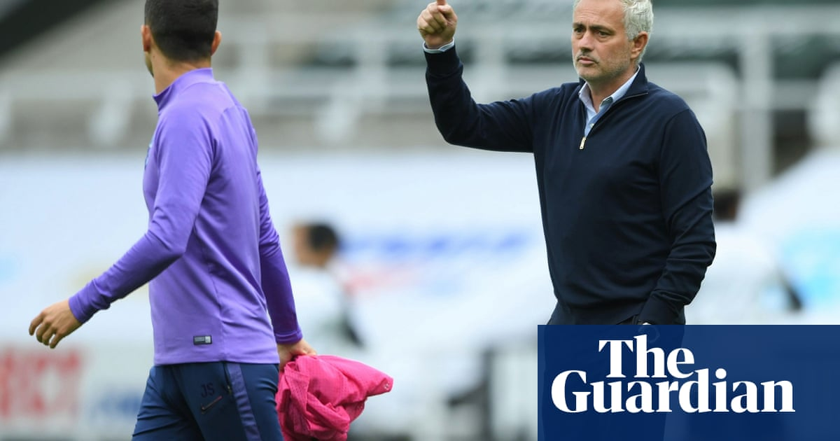 José Mourinho says it is hard to compete with clubs that just break the rules