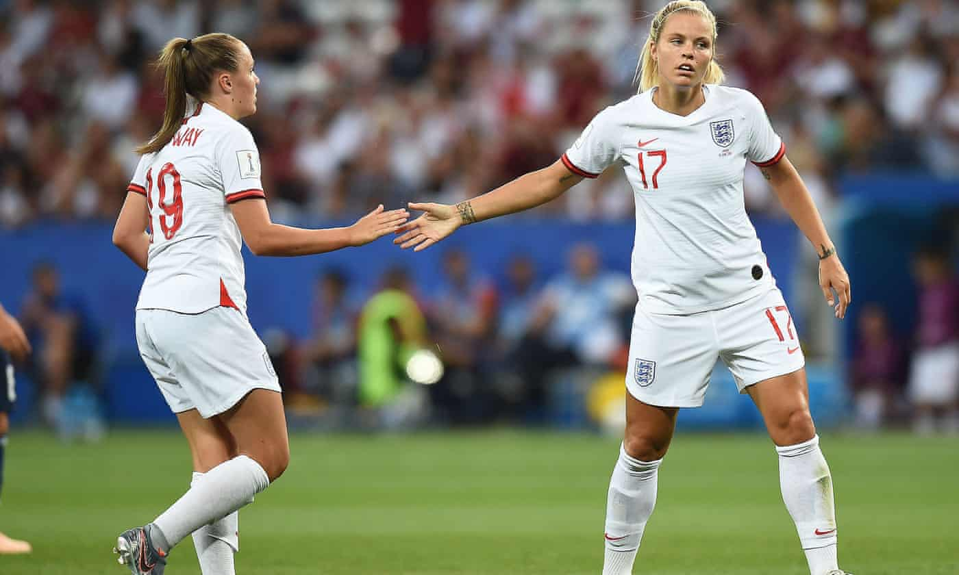 Georgia Stanway and Rachel Daly seize chance to impress Neville