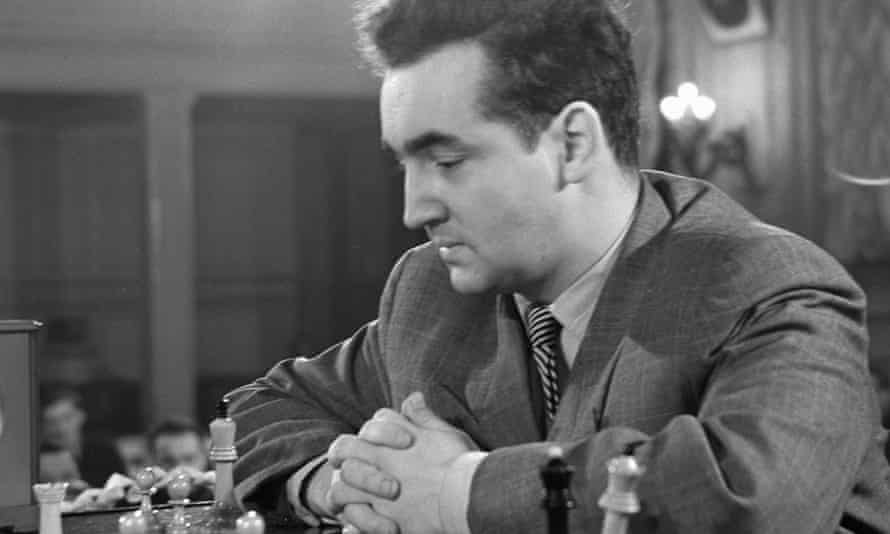 Mark Taimanov in 1970. The following year he suffered a 6-0 defeat at the hands of the American chess player Bobby Fischer and scandalised Soviet officials immediately sought a political explanation.