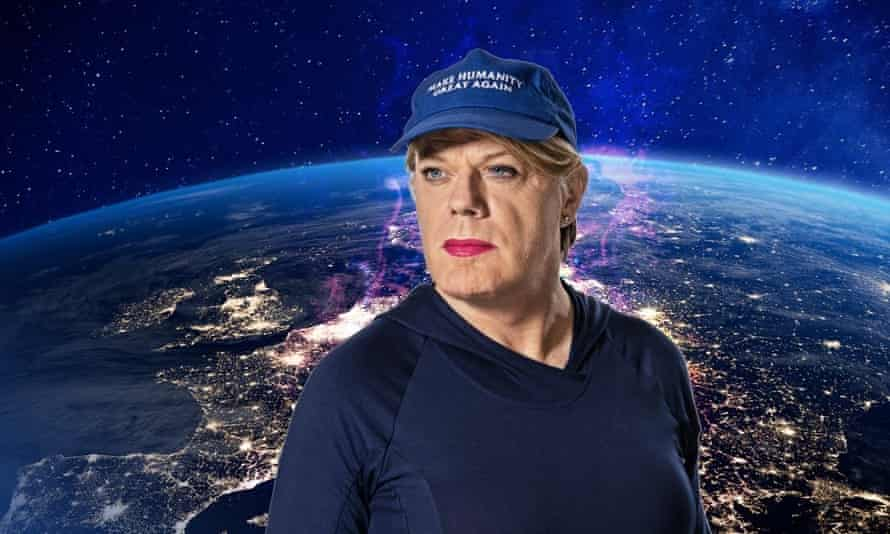 Eddie Izzard: 'If you're not motivated, you won't do anything; if you are, you'll do lots.'