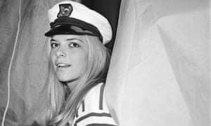 France Gall in Paris, 1968.