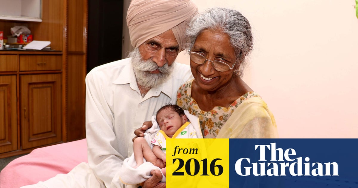 Indian doctors raise IVF concerns after woman in her 70s