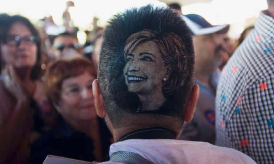 Hillary Clinton rally