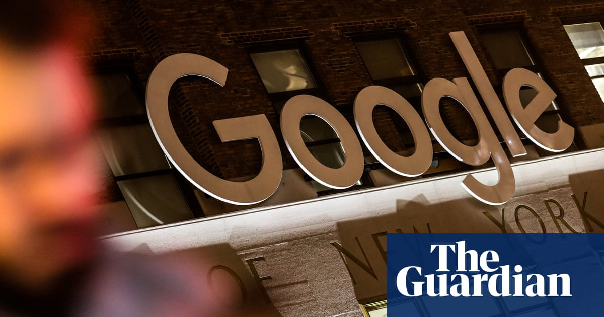 Google shifted $23bn to tax haven Bermuda in 2017, filing shows