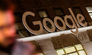 Google is among the companies targeted by the review.