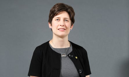 Alison Thewliss SNP MP for Glasgow Central.