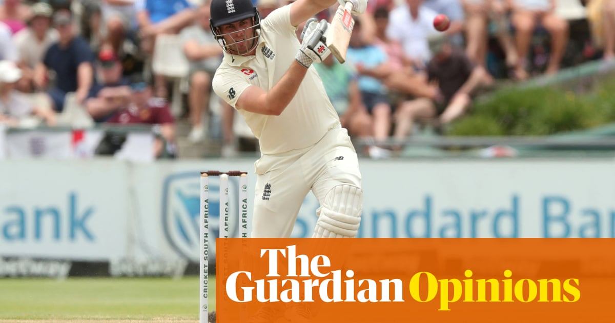 Dom Sibley's blunting approach hints a long line of openers has an heir | Andy Bull