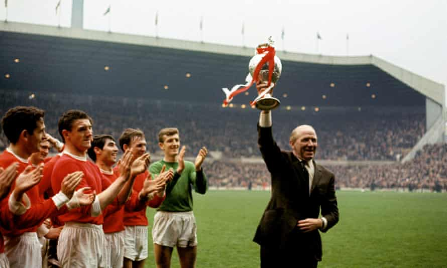 Sir Matt Busby got his hands on another title just two years later, his fifth and final one for United.
