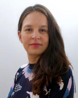 Fantasies of belonging … Luiza Sauma.