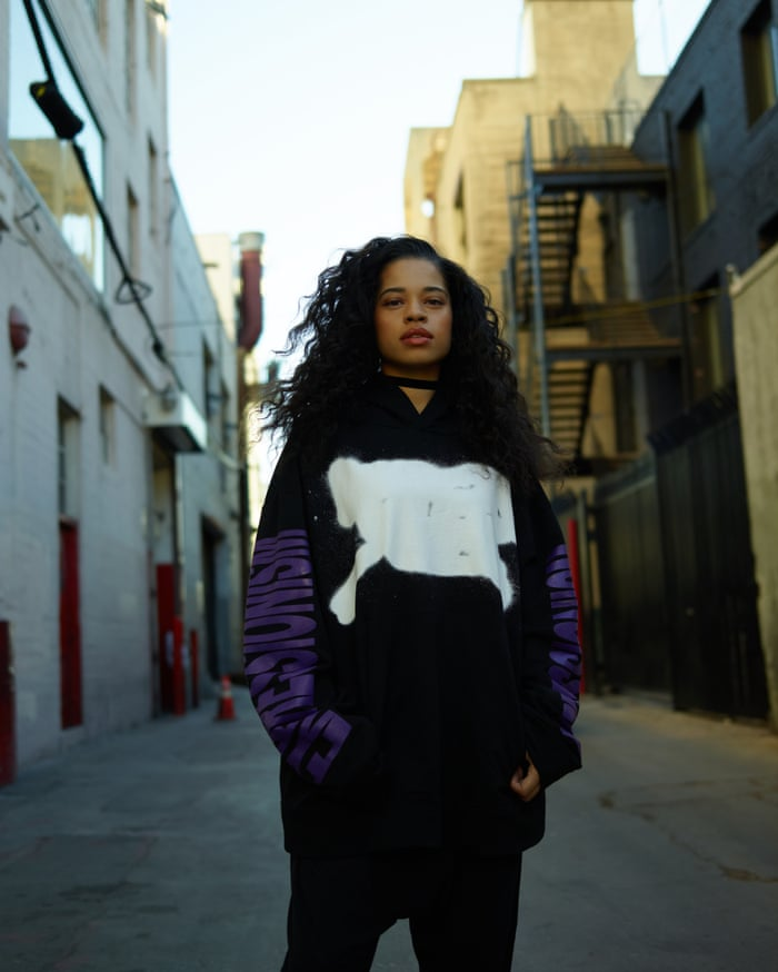 c76ad0f3398f Ella Mai  the British R B star loved in the US – and ignored by the ...