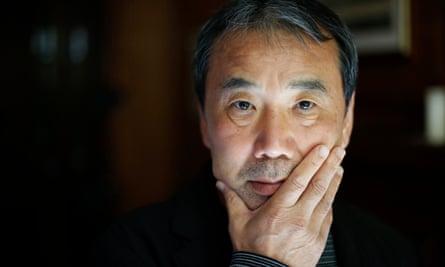 Enthusiast's brio … Haruki Murakami.