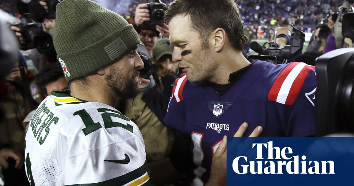 3262acef383 Aaron Rodgers v Tom Brady II showed a supporting cast is (nearly) everything