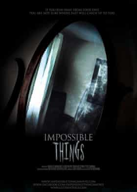 The poster for the AI-written film Impossible Things.