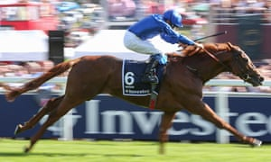 William Buick and Masar
