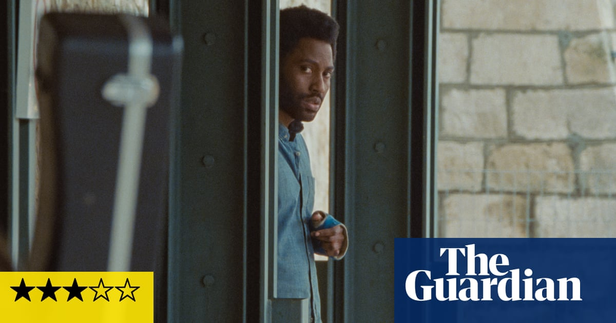 Beckett review – sturdy Netflix thriller provides simple throwback pleasures