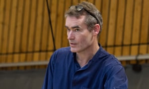 'It costs an awful lot of money for every day we are shut' … Rufus Norris in rehearsals.