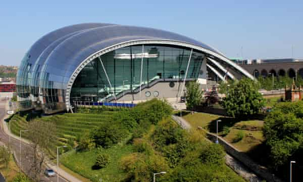 The Sage in Gateshead outshines London's two main concert halls