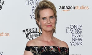 Cynthia Nixon is a the actor a vocal critic of current New York governor Andrew Cuomo