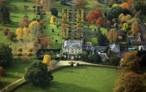 Highgrove, Prince Charles's home in Gloucestershire.